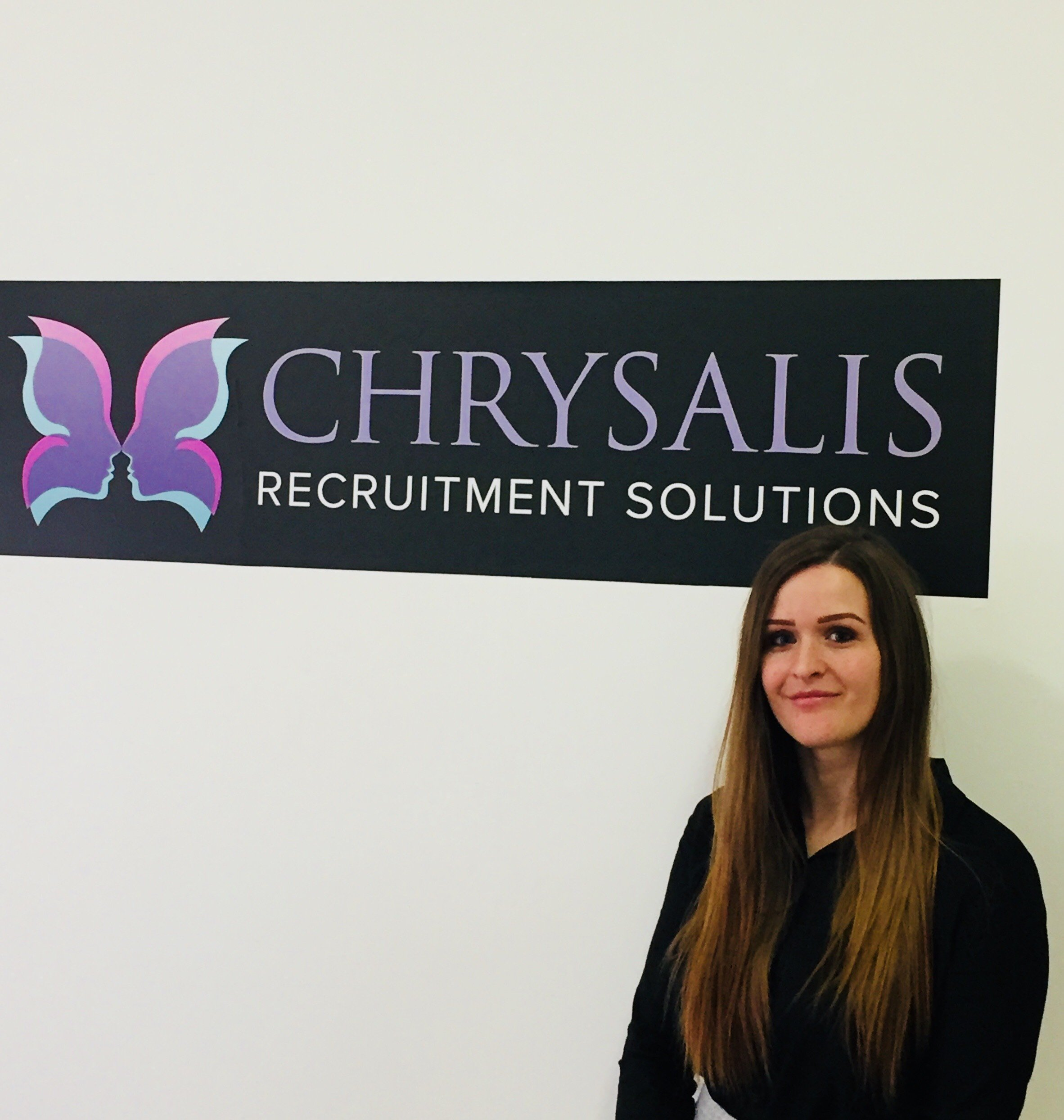Another New Addition To The Team, Welcome to Harriet Paul!